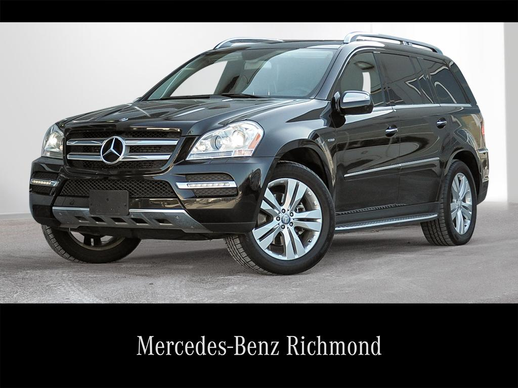 Pre-Owned 2010 Mercedes-Benz GL-CLASS GL350BT