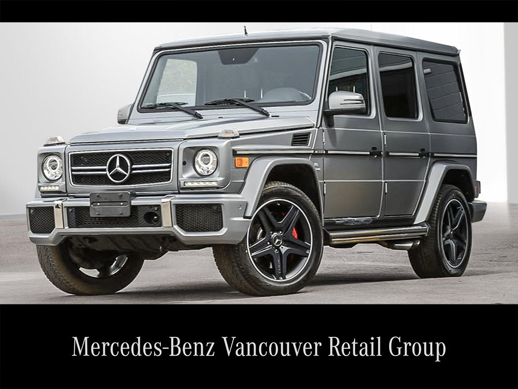 Pre Owned 2013 Mercedes Benz G CLASS G63 AMG