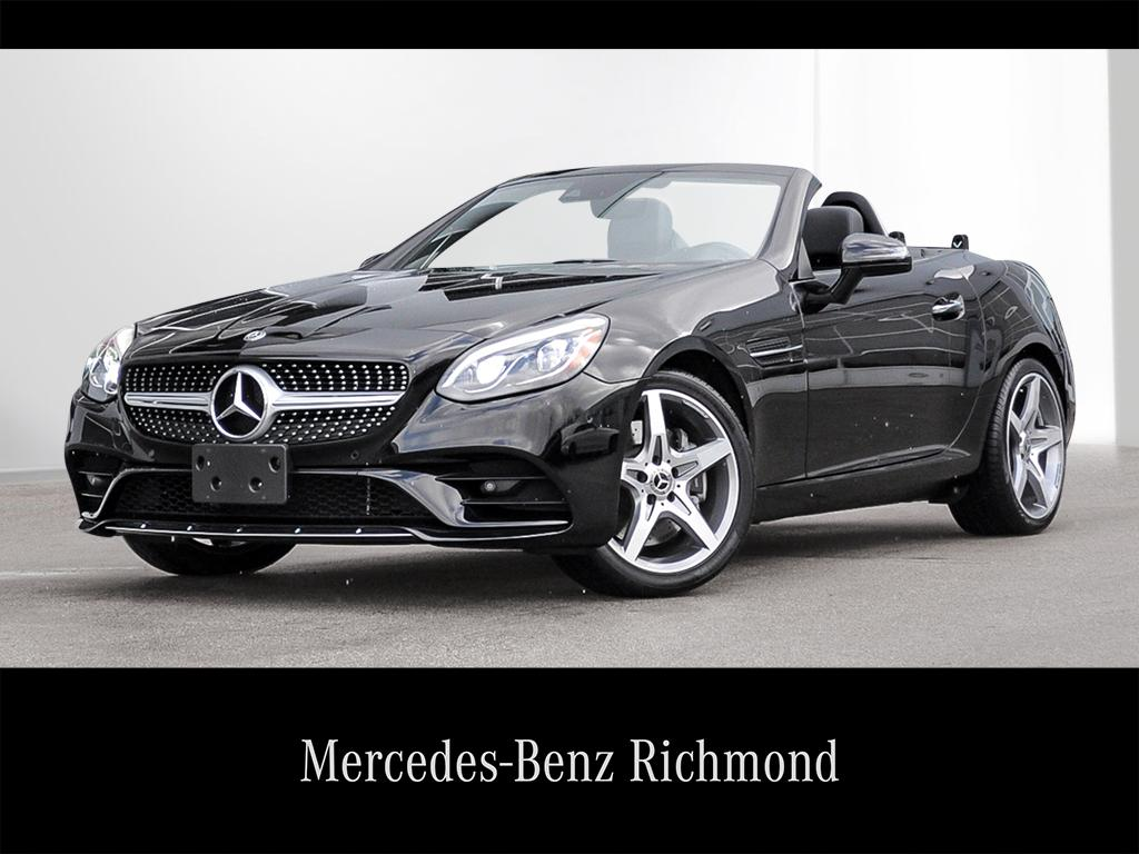 Pre-Owned 2018 Mercedes-Benz SLC SLC300
